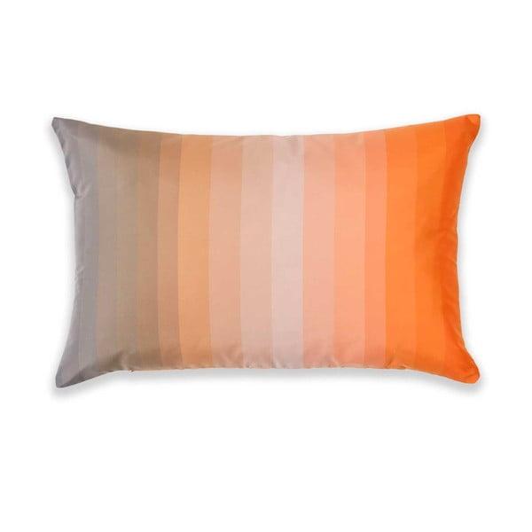 Poduszka Stripes Dragonfruit/Orange, 60x40 cm