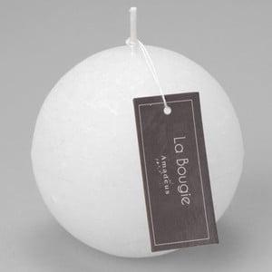 Świeczka Big Sphere White