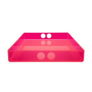 Taca Tray Pink, 30x41 cm