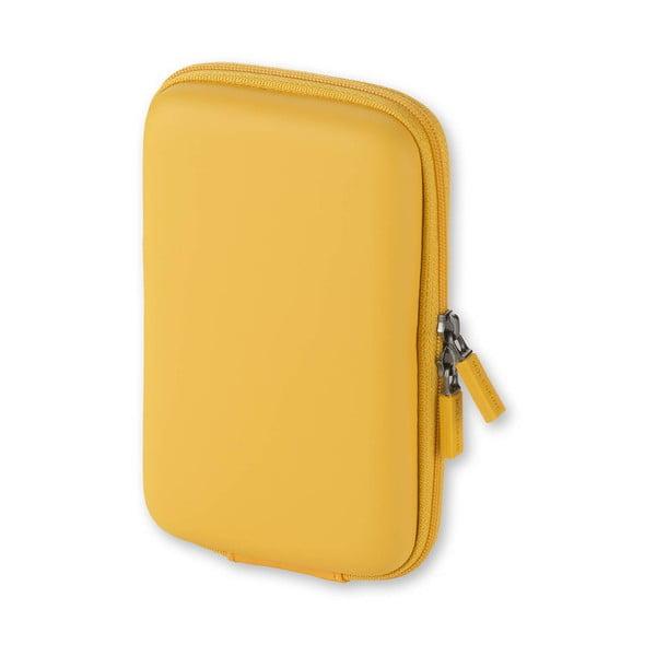 Żółte uniwersalne etui Moleskine Shell