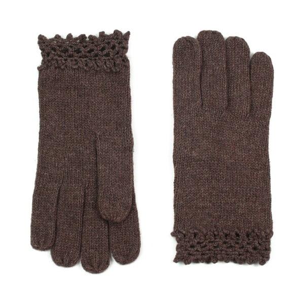 Rękawiczki Classic Brown