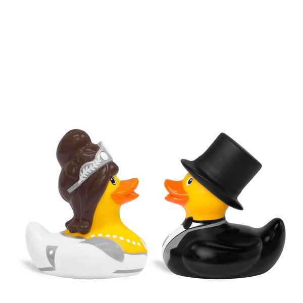Kaczka do kąpieli Bud Ducks Mini Bride & Groom