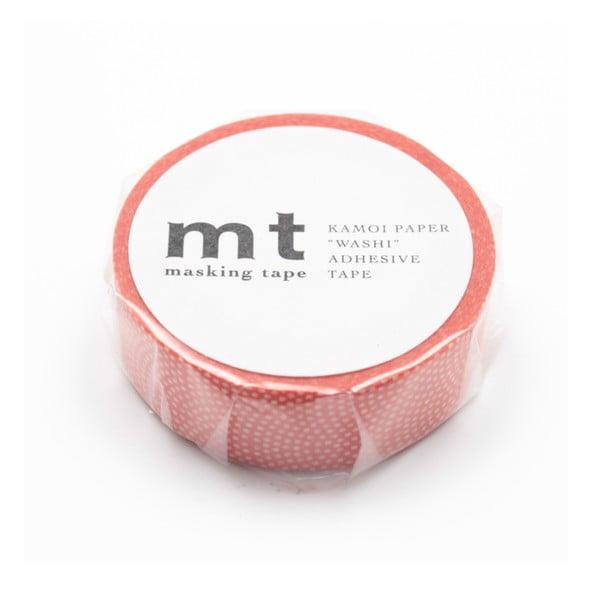 Taśma dekoracyjna washi MT Masking Tape Fleur, dł.10m