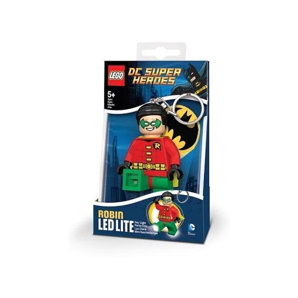 Świecąca figurka/breloczek LEGO DC Super Heroes Robin