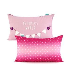 Poszewka na poduszkę Princess, 50x30 cm