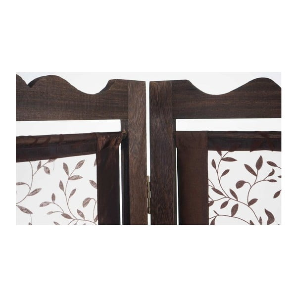 Parawan Heart Brown, 161x170 cm