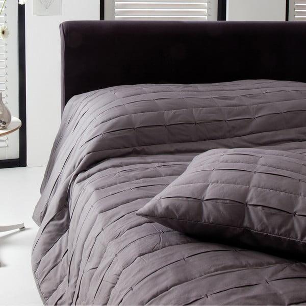 Narzuta na łóżko Ritual Walnut, 220x270 cm