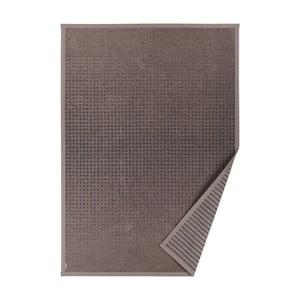 Brązowy dywan dwustronny Narma Helme, 140x200 cm