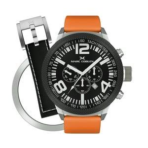 Zegarek męski Marc Coblen z dodatkowym paskiem i obręczą P56