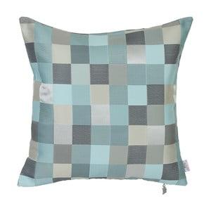 Poszewka na poduszkę Apolena Kiara, niebiesko-szary