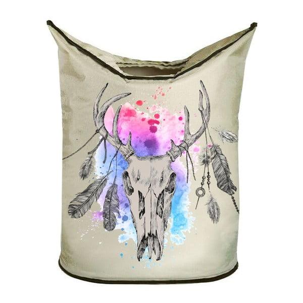 Kosz na bieliznę Deer Skull