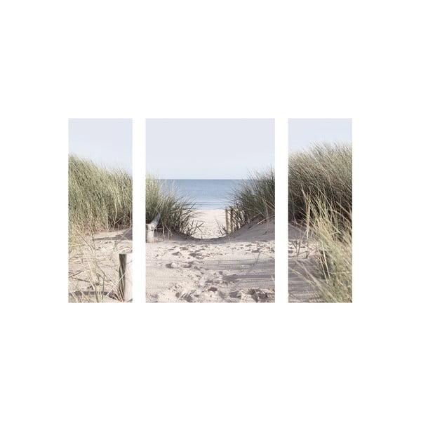 Samoprzylepne obrazy Come to the Beach, 50x70 cm