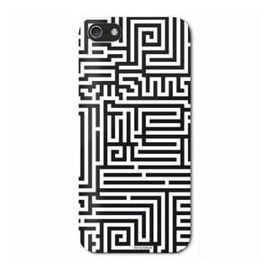 Etui na telefon iPhone 4/4S Labyrinth