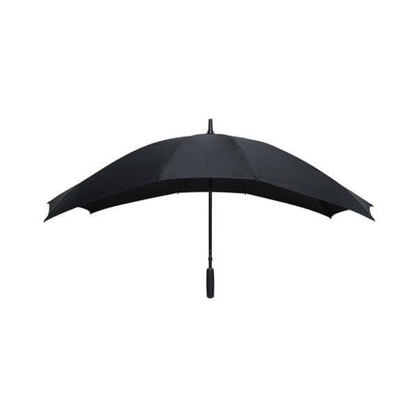 Czarny parasol dla 2 osób Falconetti