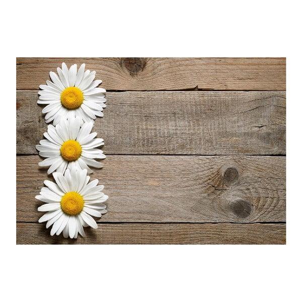 Dywan winylowy Daisy, 52x75 cm