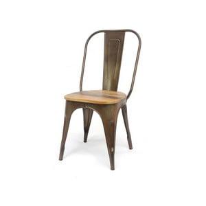 Metalowe krzesło Resum