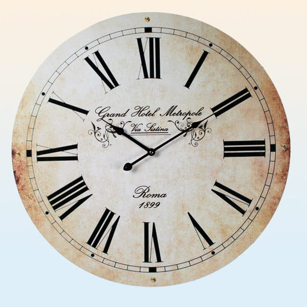 Zegar ścienny Grand Hotel Metropole