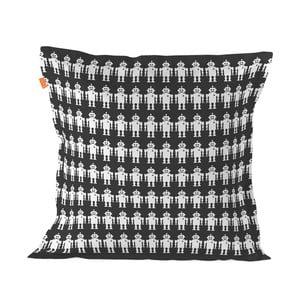 Poszewka na poduszkę Talking, 60x60 cm