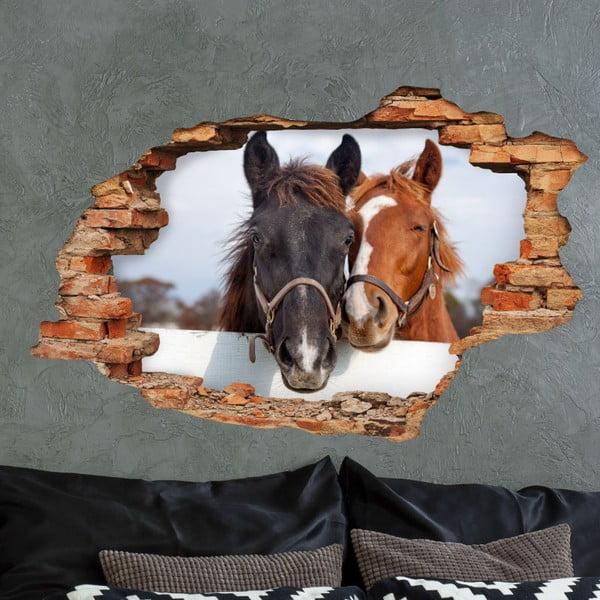 Naklejka Ambiance Horses