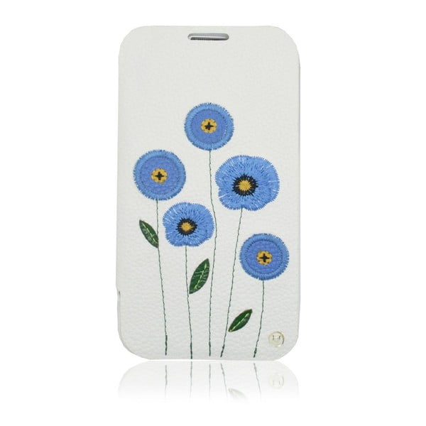 Etui na Samsung Galaxy S4 Poppy Flower