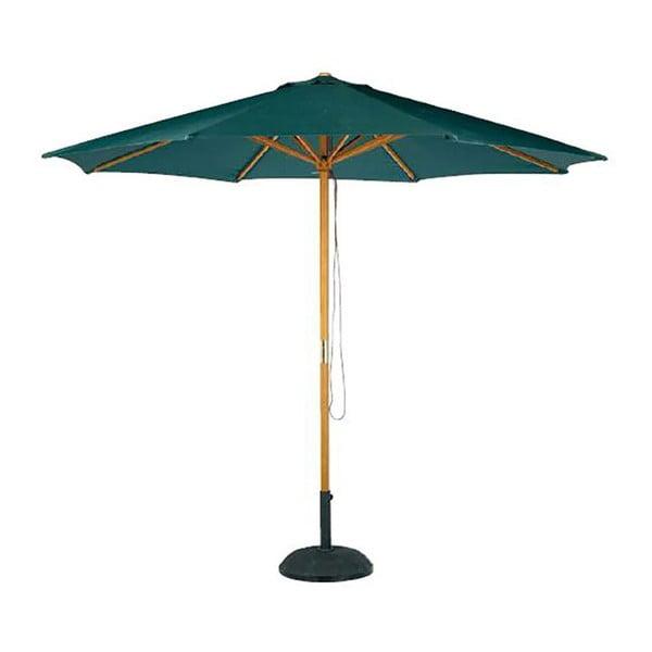 Zielony parasol ogrodowy Resol M2