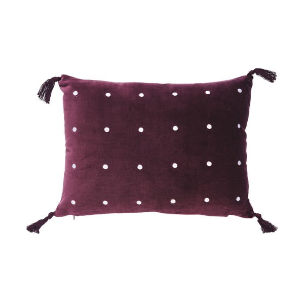 Poduszka Purple Feerie, 30x40 cm