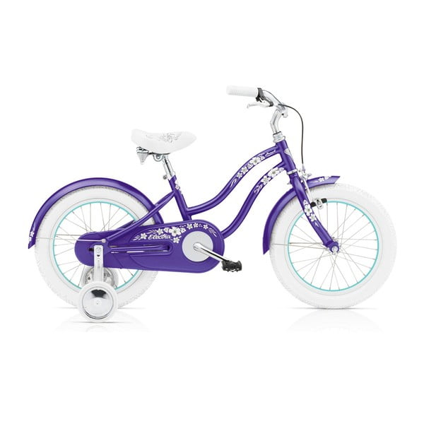 """Rower dziecięcy Hawaii Kids 16"""" Purple"""