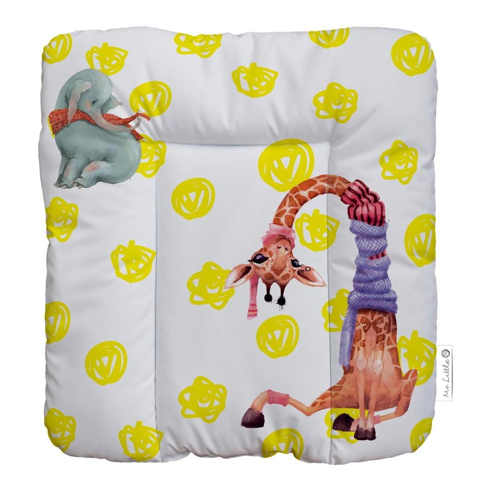 Poduszka na krzesło Mr. Little Fox Safari Friends, 75x70 cm