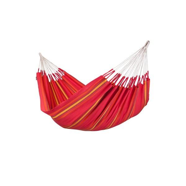 Hamak Currambera dwuosobowy, czerwone