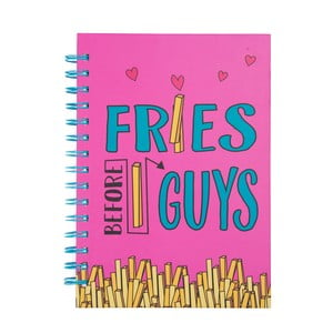 Notes Tri-Coastal Design Fries Before Guys