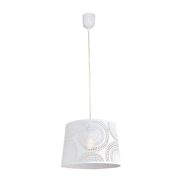 Lampa wisząca Santiago M, biała