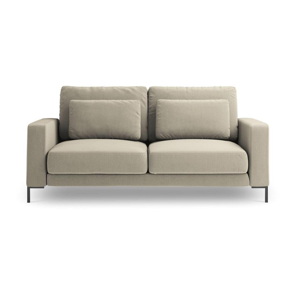 Beżowa sofa Interieurs 86 Seine, 158 cm