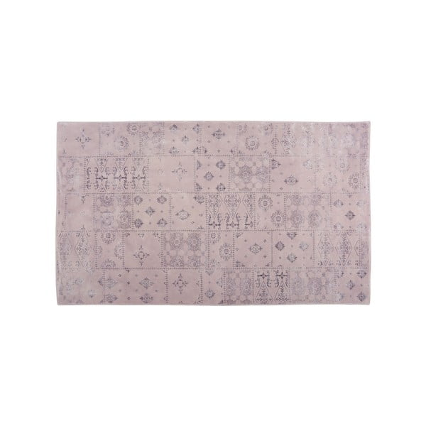Dywan Mosaic 80x150 cm, fiołkowy