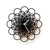 Zegar drewniany Rings, 29 cm