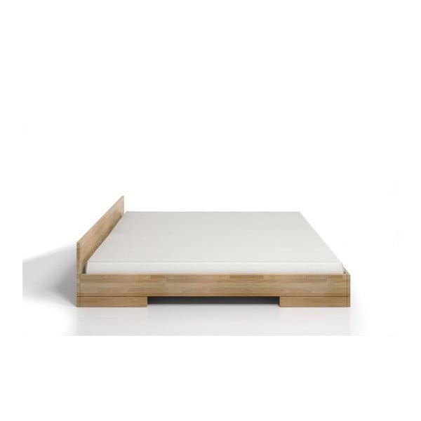 Łóżko 2-osobowe z drewna bukowego SKANDICA Spectrum, 140x200 cm