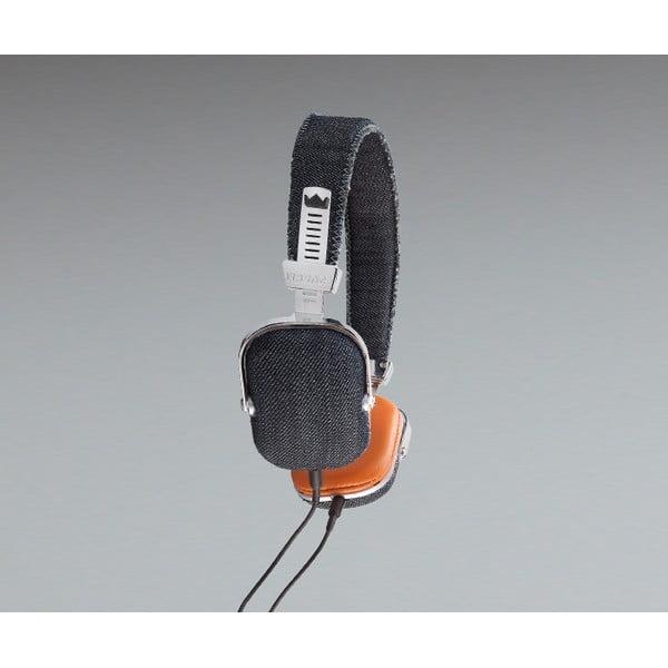 Męskie słuchawki Apple Denim Leather