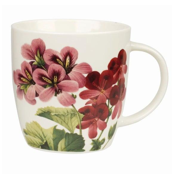Kubek Redoute´s Roses Geranium, 400 ml