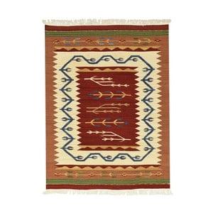 Ręcznie tkany dywan Kilim Classic AK04 Mix, 75x125 cm