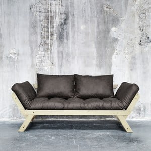 Sofa Karup Vintage Bepop Natural/Black