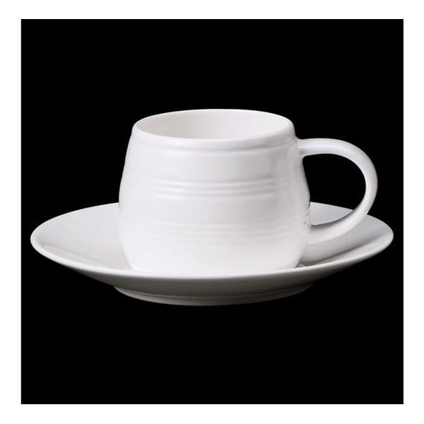 Filiżanka do espresso z angielskiej porcelany Tulip Linea