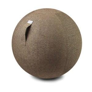 Jasnobrązowa piłka do siedzenia VLUV, 65 cm