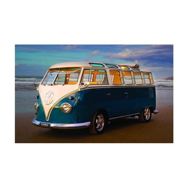 Fotoobraz Old Van, 51x81 cm