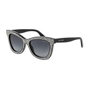 Okulary przeciwsłoneczne Jimmy Choo Flash Black Silver/Grey