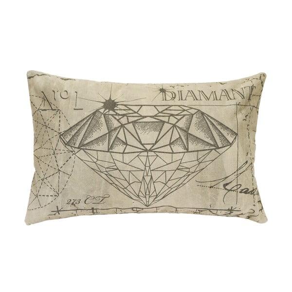 Poduszka Diamant, 35x55 cm
