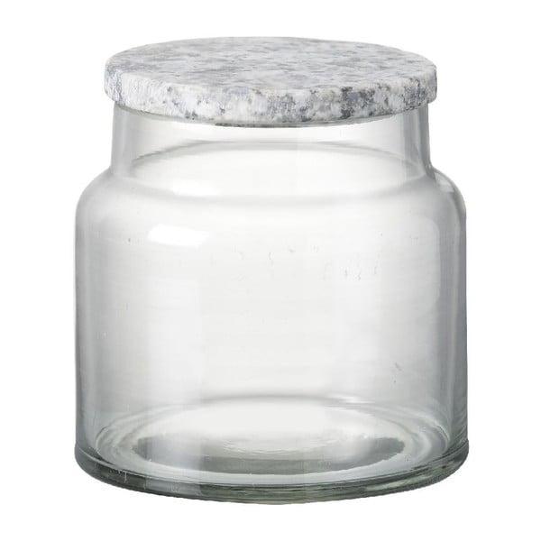 Szklany pojemnik Granite Lid