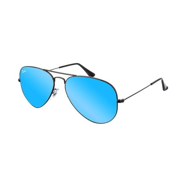 Okulary przeciwsłoneczne Ray-Ban Aviator Black Sea