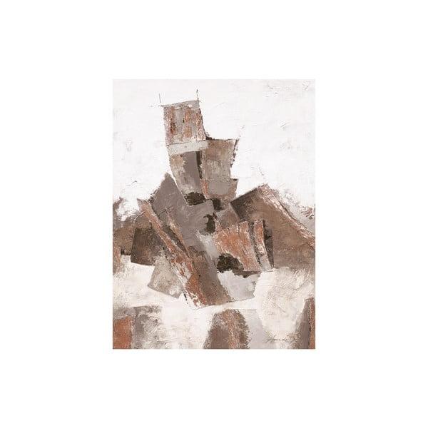Obraz na płótnie The Powerstation 60x80 cm