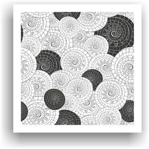 Obraz do kolorowania 11, 50x50 cm