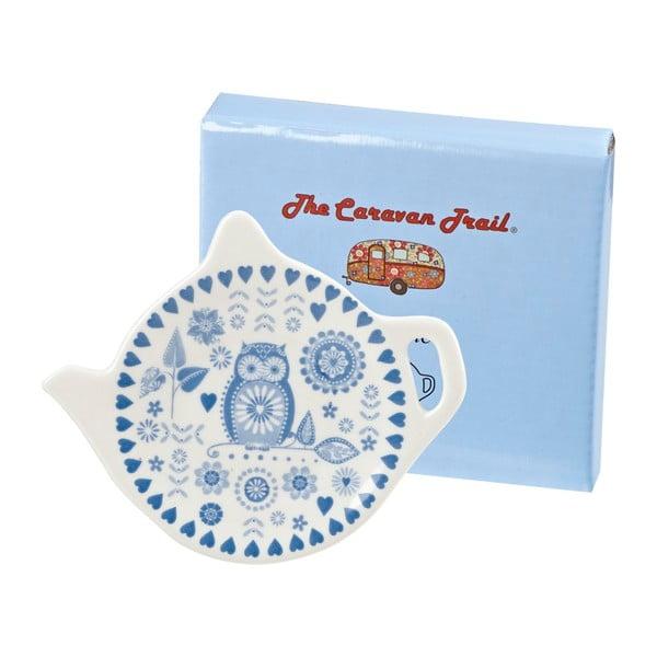 Porcelanowy   talerzyk na torebkę herbaty Churchill Penzance
