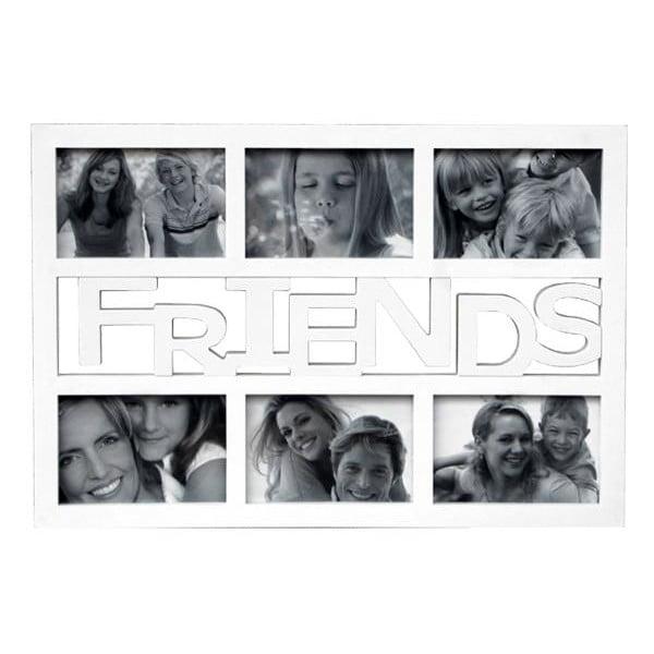 Połączone ramki na zdjęcia Friends